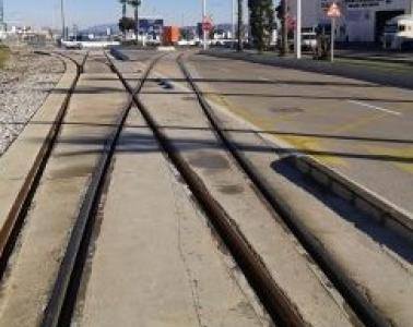 Works of signalling and safety systems to regulate rail traffic in the port of Algeciras. Phase 1
